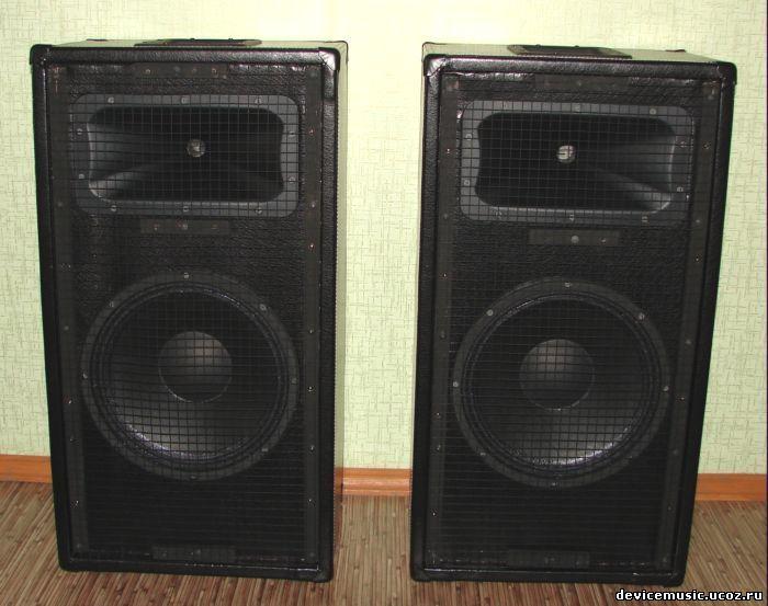Эстрадная акустическая система 81